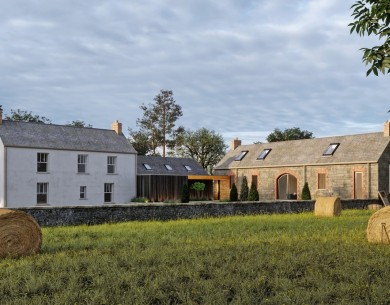 Farmhouse renovation by 2020 Architects