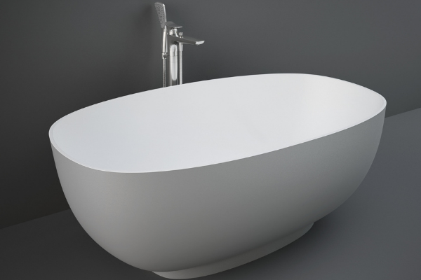 Ideal Bathrooms RAK ceramics bath