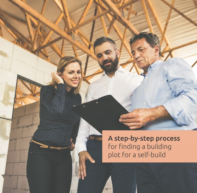 How to find a building plot